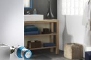 tete thermostatique senso bleue salle de bain