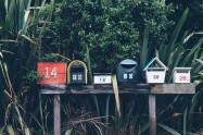 boites aux lettres envoi newsletters