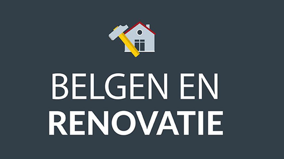 Belgen en renovatie