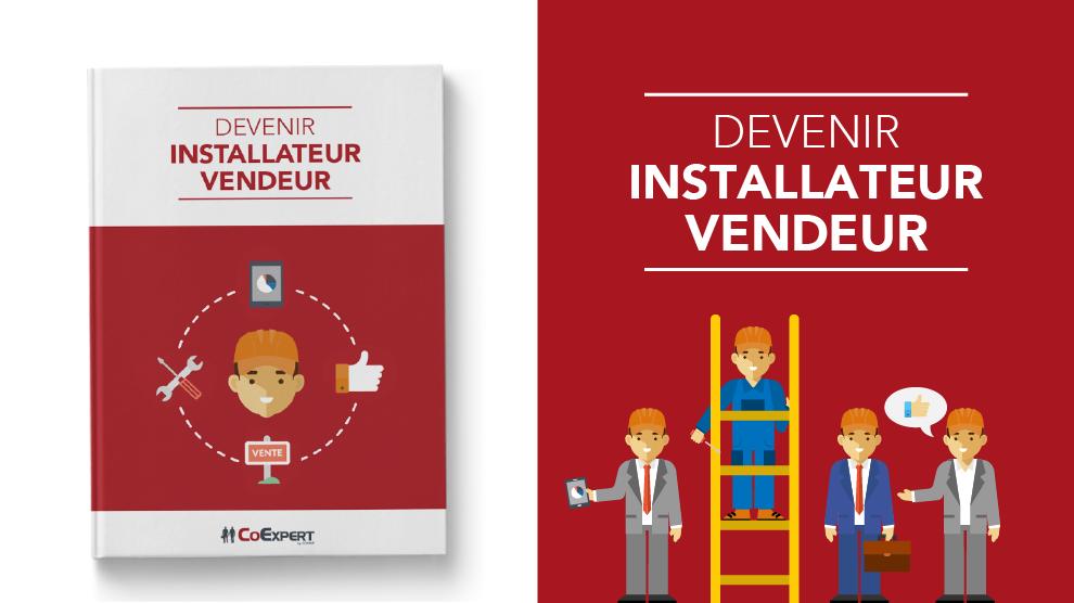 Het minibook 'Van installateur naar verkoper' te downloaden